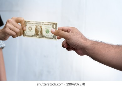 Sending money froe one hand to another. Sone pay money for trading,buy somthing exchanging or sending fraudulent money,corruption.