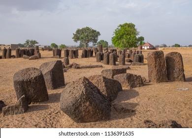 Senegambian Stone Circles at Sine Ngayene