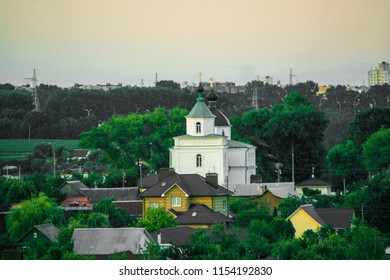 Senica Church, Minsk region, Belarus