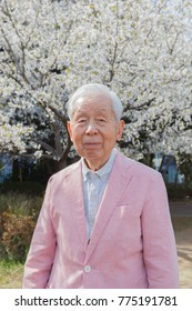 Senior cherry blossom