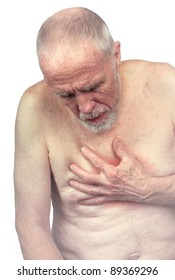 Senior Citizen with Chest Pain