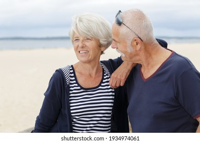 Ehepaar mit Seehecht