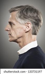 Senior Man Profile