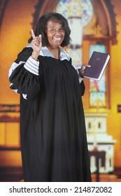 Senior Woman Preacher