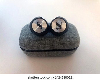 Sennheiser Momentum True Wireless Earbuds. Make the music you love sound even better, whenever you want, wherever you are.