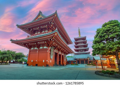 Sensoji is an ancient Buddhist temple located in Asakusa, Tokyo, Japan. It is Tokyo's oldest temple, and one of its most significant. 17 June 2018