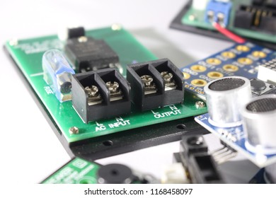 sensor is a part of sensor using in arduino project Electronic circuitry that can be connected to each other.