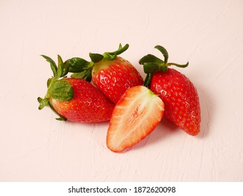 Seolhyang-Unique strawberry varieties grown in Korea