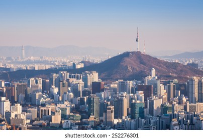 Seoul City , South Korea