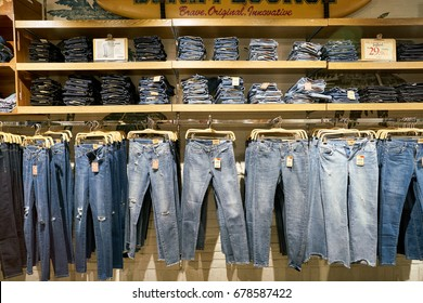 miglior servizio dbd02 17b6f Jeans On Display Images, Stock Photos & Vectors | Shutterstock