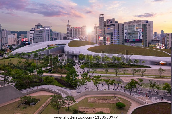 Seoul South Korea July 8 Dongdaemun Stock Photo Edit Now