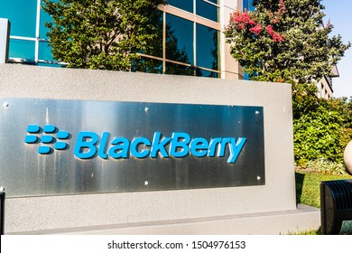 Sep 14, 2019 Mountain View / CA / USA - Blackberry headquarters in Silicon Valley; BlackBerry Ltd (former developer of the BlackBerry brand of smartphones) specializes in enterprise software and IOT