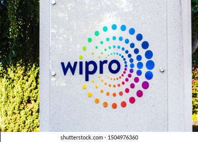 Sep 14, 2019 Mountain View / CA / USA - Wipro logo at their offices in Silicon Valley; WIPRO Ltd is an Indian multinational corporation that provides IT, consulting and business process services