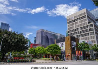 Sep 18,2016 High Fort Bonifacio High Street , Manila Philippines
