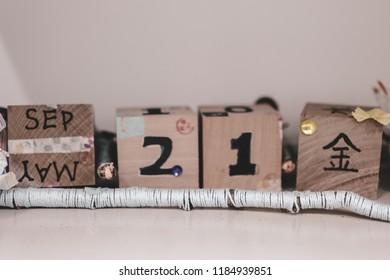 Sep 21, Fri objects date