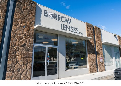 Sep 25, 2019 San Carlos / CA / USA - BorrowLenses renting office in San Francisco Bay Area; BorrowLenses, is a rental company for high-end photography equipment, was acquired by Shutterfly