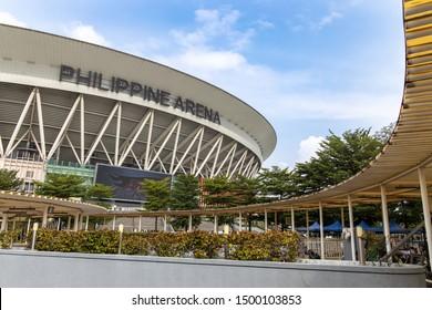 Sep 7, 2019 Philippine Arena - Biggest venue in the Philippines, Bulacan, Philippines