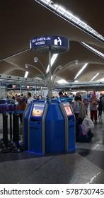 Sepang 30 Nov 2016 : Airport Interior at KLIA