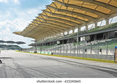 SEPANG, MALAYSIA International Circuit (SIC) Malaysia. Every year SIC will be circuit for the Formula One (F1) and MotoGP race