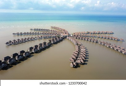 Sepang, Selangor,Malaysia- November 18,2018 : AVANI Sepang Goldcoast Resort located in the district of Sepang, in the  state of Selangor, Malaysia.