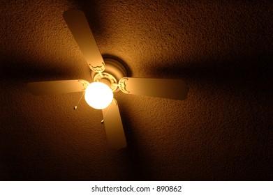sepia ceiling fan