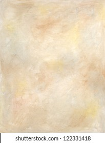 Sepia Oil Painting Texture Background