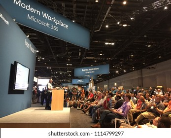 Sept 25, 2017 Orlando. Microsoft Ignite is an annual conference for developers, IT professionals hosted by Microsoft. IT Professional are attend a 5 days conference/seminar on Microsoft Technology.