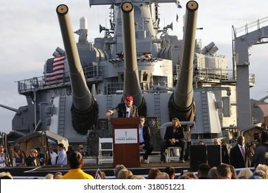 Battleship Iowa Images, Stock Photos & Vectors   Shutterstock