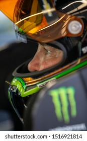 September 20, 2019 - Richmond, Virginia, USA: Kurt Busch (1) takes to the track to practice for the Federated Auto Parts 400 at Richmond Raceway in Richmond, Virginia.