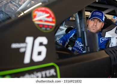 September 20, 2019 - Richmond, Virginia, USA: Ryan Newman (6) gets ready to practice for the Federated Auto Parts 400 at Richmond Raceway in Richmond, Virginia.