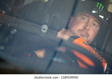 September 21, 2018 - Richmond, Virginia, USA: Kurt Busch (41) gets ready to practice for the Federated Auto Parts 400 at Richmond Raceway in Richmond, Virginia.