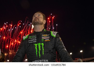 September 21, 2019 - Richmond, Virginia, USA: Kurt Busch (1) takes to the track for the Federated Auto Parts 400 at Richmond Raceway in Richmond, Virginia.
