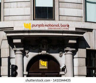 September 24, 2017. Punjab National Bank offices in the Bank district of central London. Punjab National Bank (International) Ltd is a UK incorporated banking subsidiary of Punjab National Bank.