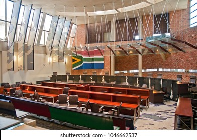 September 27, 2008. Constitutional Court of South Africa in Johannesburg.