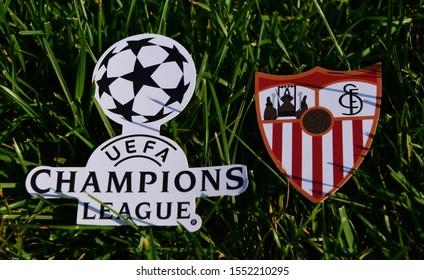 Sevilla Logo High Res Stock Images Shutterstock