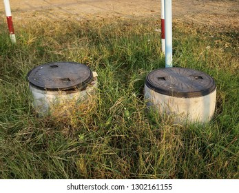 Septic Tank with Toilet Images, Stock Photos & Vectors