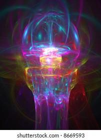 SeptR a flame fractal