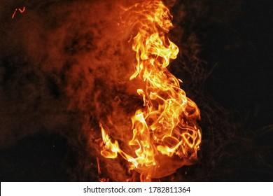 Seraphim- the burning one, the holy...