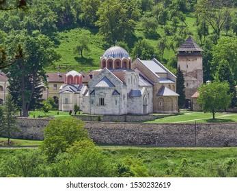 Serbian Orthodox Monastery Studenica, Unesco world heritage cultural site