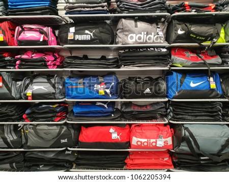 a98942c42f73 Seremban Malaysia 542018 Sports Direct Seremban Stock Photo (Edit ...
