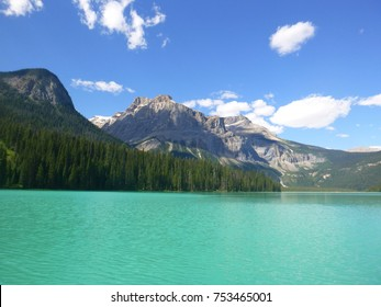 Serene Canadian Lake