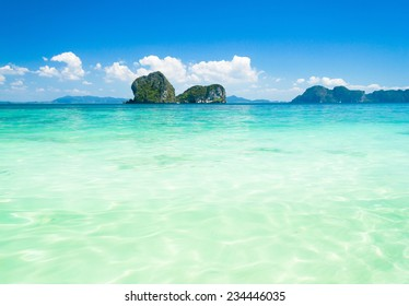 Serenity Shore Horizon Rocks