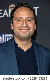 """Sergio Guerra attends 19th Annual Horror Film Festival – ScreamFest - Opening Night """"Eat, Brains, Love"""" Los Angeles Premiere at TLC Chinese Theatre, Hollywood, CA on October 8, 2019"""