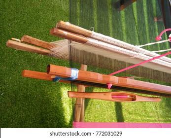 sericulture to produce silk