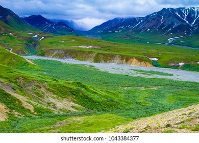 Series of photos from national parks and nearby wildernesses and towns in Alaska.