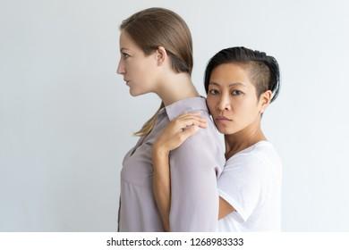 Hairy lesbian asian