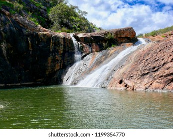 Serpentine Falls West Australia National Park