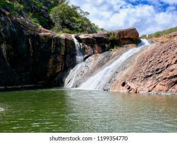 Serpentine Falls West Australia National Park