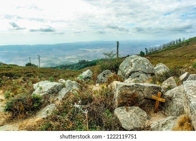 The Serra de Monchique (Monchique Range) is a chain of mountains in the western part of the Algarve region of Portugal, about 20 km inshore. The chain's highest point is the peak of Foia