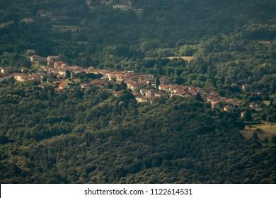 Serra Morenica di Ivrea, Piemonte, Italy